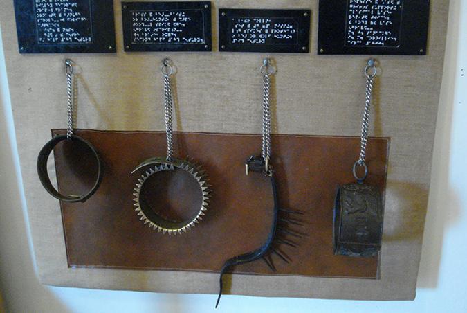 Museo del collar de perro