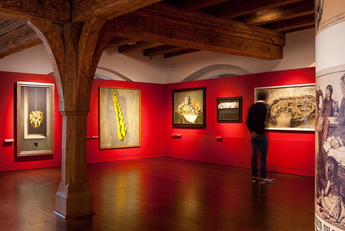 Museo de la cultura del pan