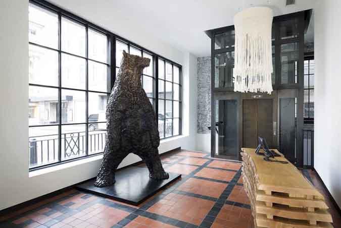 Mejor Restorán, categoría identidad: Beast, Londres