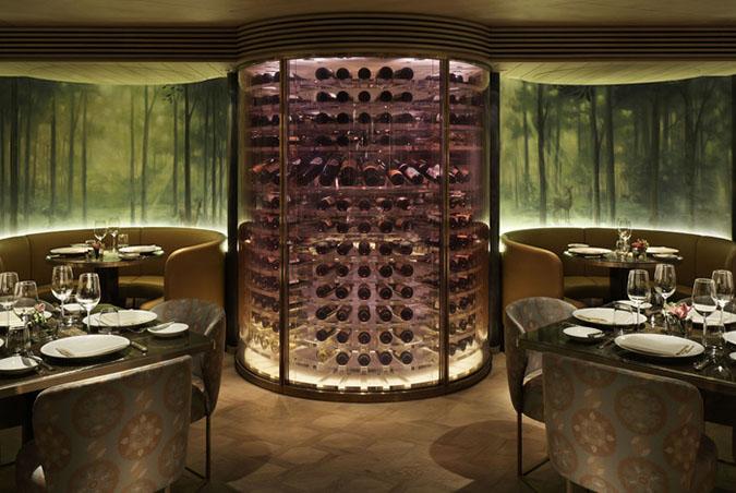 Mejor Restorán, categoría iluminación: Dalloyau, Hong Kong