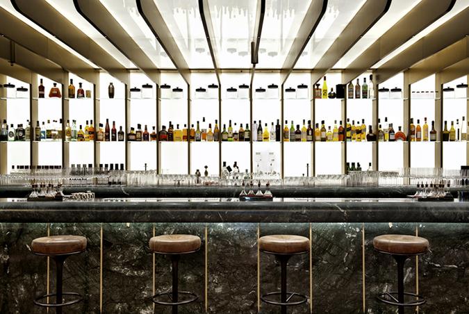 Mejor Bar: Dandelyan, Londres
