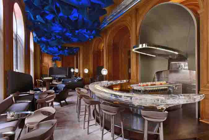 Mejor Bar en Europa: Le Bar du Plaza Athénée, Francia