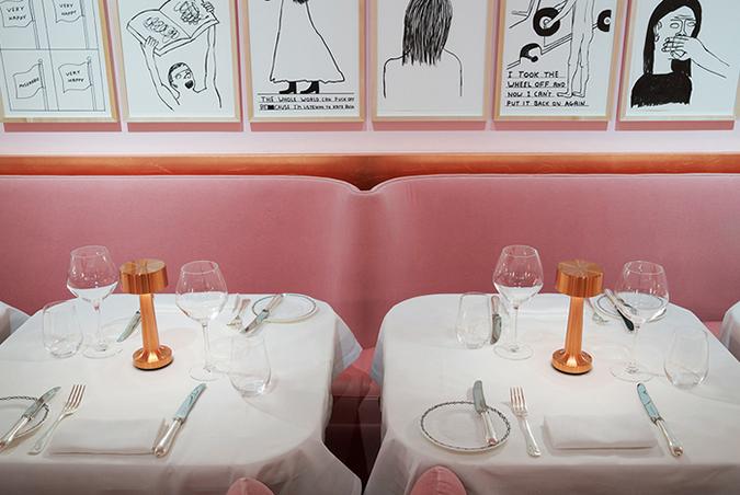 Mejor Restorán de Londres: The Gallery at Sketch