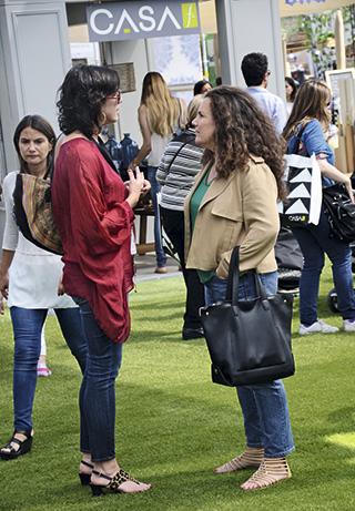 Magdalena Montero y Carola Fuenzalida