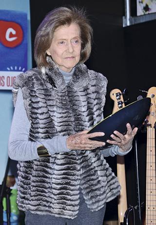 María Teresa Chadwick, ganadora del premio a Mejor Paisajista en el Ranking ED