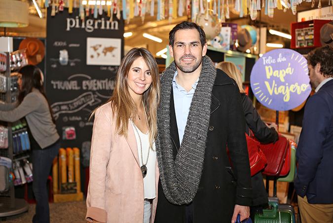 María Paz Montes y Andrés Gebauer