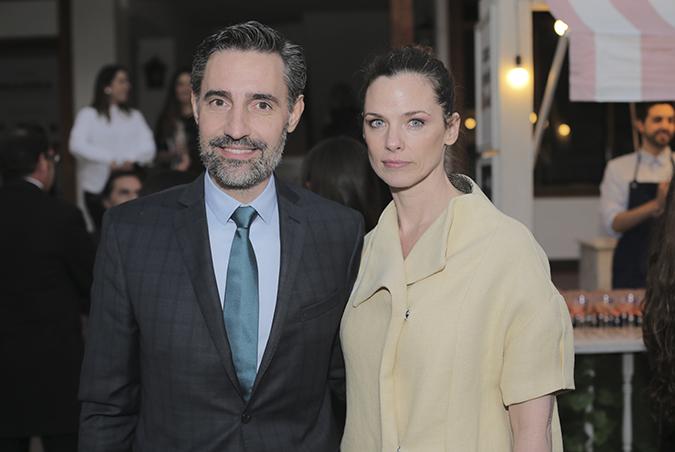Martín Zanotti y Luisa Norbis