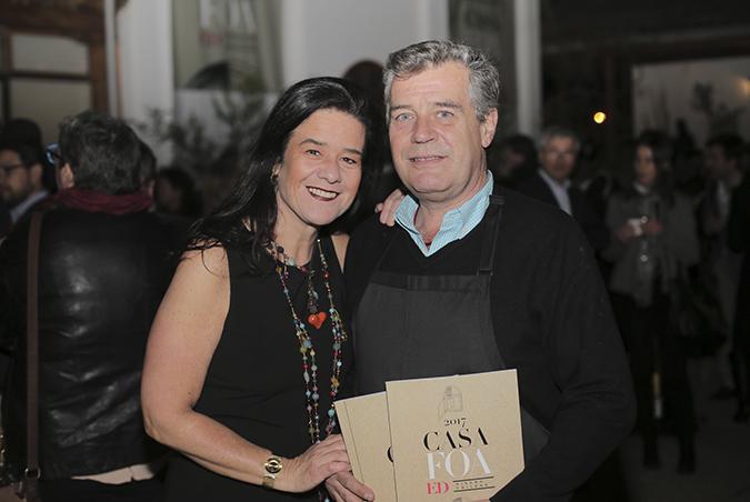 Paula Aguirre y Gerardo Correa
