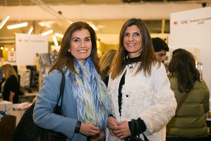 Carolina Martinez y Soledad Soto