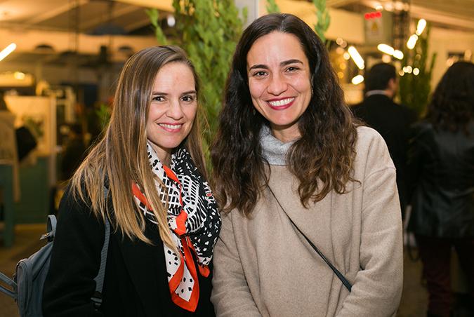 Claudia Pumarino y Ana Rivas