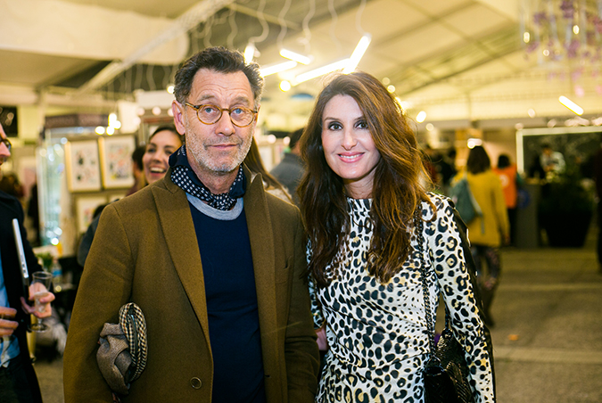 Ignacio Pérez-Cotapos y Magdalena Bock